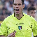Fiorentina-Inter: l'Arbitro sarà Mariani